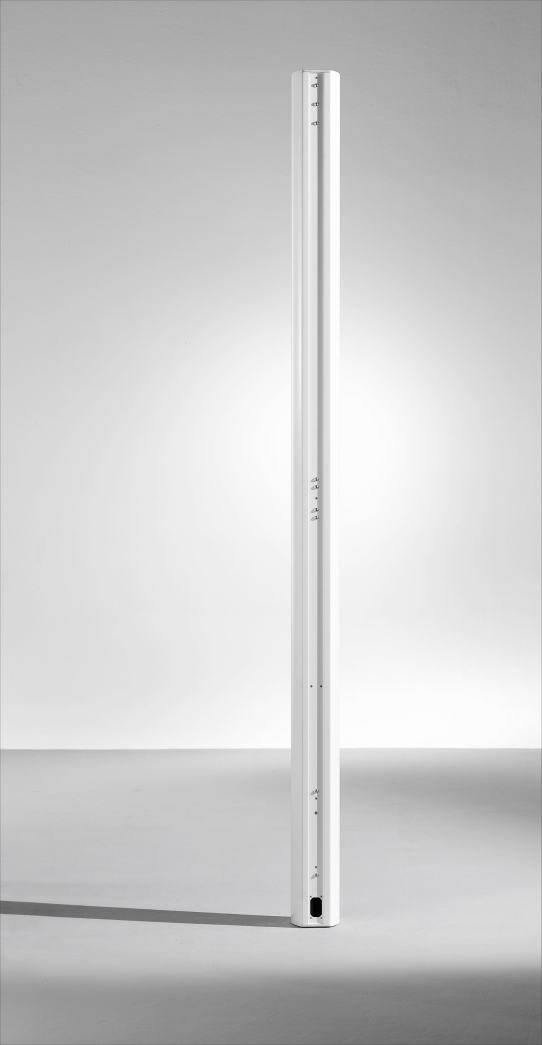 Fohhn, LX-220 Linea, Line source speaker system, 900 W, 18x 4 / 3x 1 with waveguide, 4 O, white